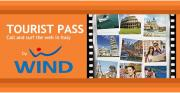 Foto Wind presents Tourist Pass, three offers for tourists in Italy