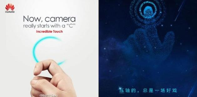 Huawei Mate 7s, nuovo teaser conferma il display con Force Touch