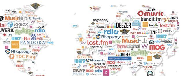 Musica Digitale 2015: Tutti i dati della musica online