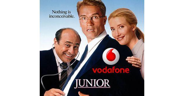 Vodafone Junior: opzione per bambini con Rete Sicura Vodafone inclusa