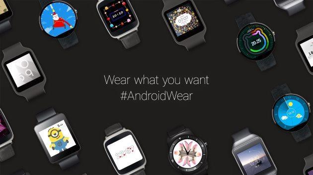 Nuovo aggiornamento Android Wear ufficiale: Wi-Fi su LG G Watch R e Watch Face interattive