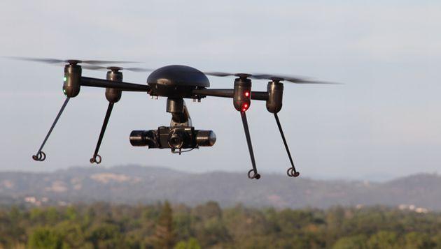 Droni: Polizia del Nord Dakota utilizza Droni armati di Taser