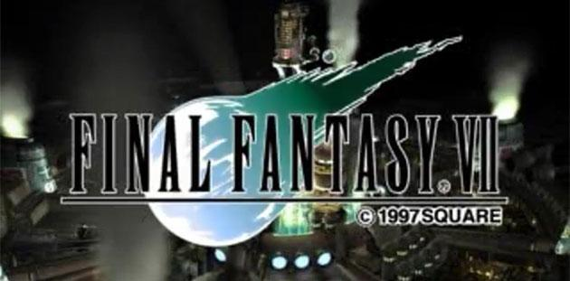Final Fantasy VII per iOS disponibile su iPhone e iPad