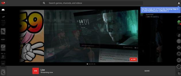 Youtube Gaming online, ecco il canale Gaming di Youtube
