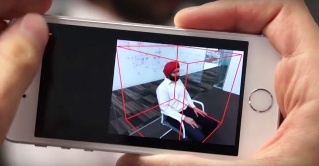 Microsoft MobileFusion trasforma gli Smartphone in Scanner 3D