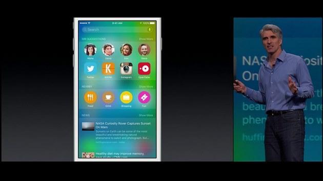 Apple iOS 9: che cosa sono i Suggerimenti Proattivi