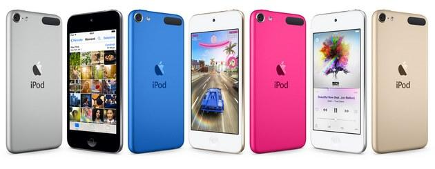 Apple iPod Touch 6G con prestazioni vicine a iPhone 6