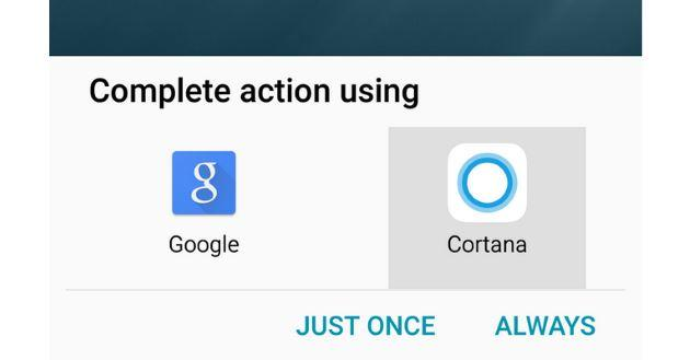 Cortana disponibile su iOS e Android