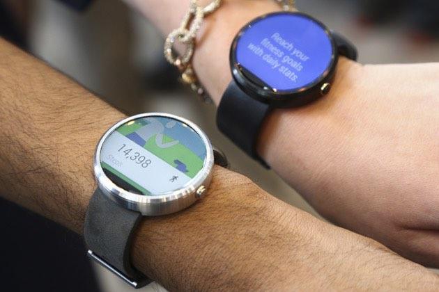 Android Wear, tanti Smartwatch in arrivo nel mese di Settembre