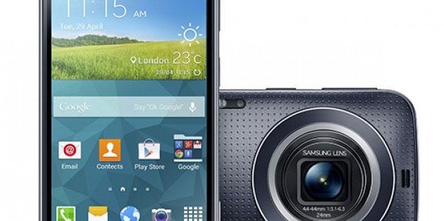 Samsung Galaxy K zoom senza Lollipop, aggiornamento Android cancellato