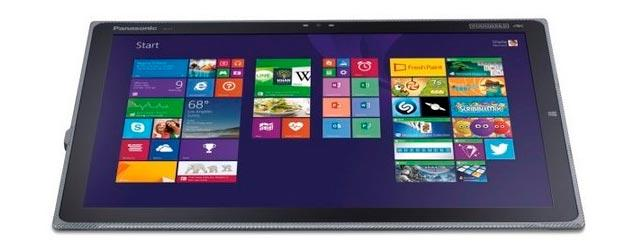 Panasonic Toughpad FZ-Y1 4K e' il nuovo tablet Windows professionale