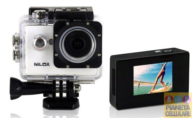 Recensione Nilox Mini Up, Sport Cam Low Cost compatta