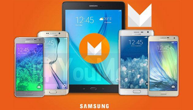 Samsung, stato aggiornamenti Android 6 Marshmallow