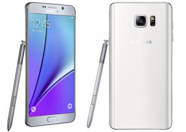 Samsung annuncia Galaxy Note 5, tutte le specifiche Ufficiali e Foto