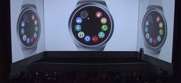 Gear S2 e Gear S2 Classic, pronti due smartwatch tondi Samsung da svelare il 3 settembre