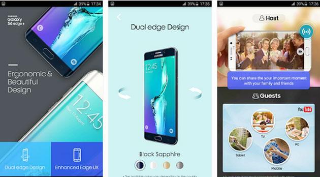 Samsung, scopriamo Galaxy Note 5 e S6 edge+ con le app Experience