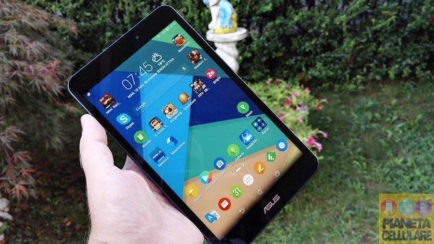 Recensione Tablet Asus Memopad 8 ME581CL, economico ma completo e valido