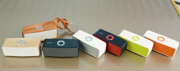 LG con nuovi altoparlanti Bluetooth a IFA 2015