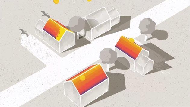 Project Sunroof, Google mappa Energia solare sui tetti