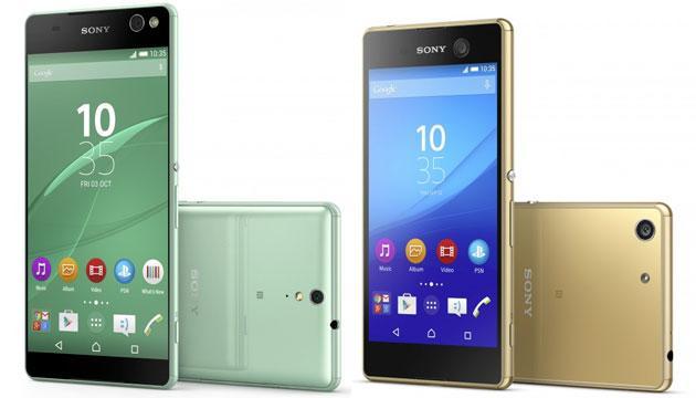 Sony Xperia C5 Ultra e Xperia M5, due nuovi smartphone Sony