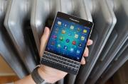Foto BlackBerry Passport in video con Android Lollipop