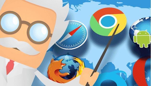 Safari il browser web mobile piu' usato in Italia