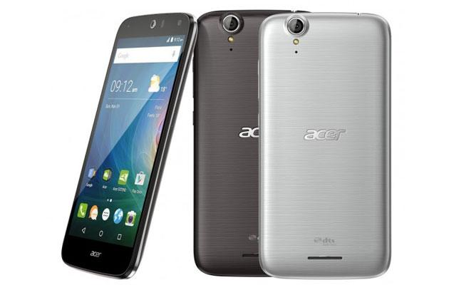 Acer, nuovi smartphone con Android e Windows 10 a IFA 2015