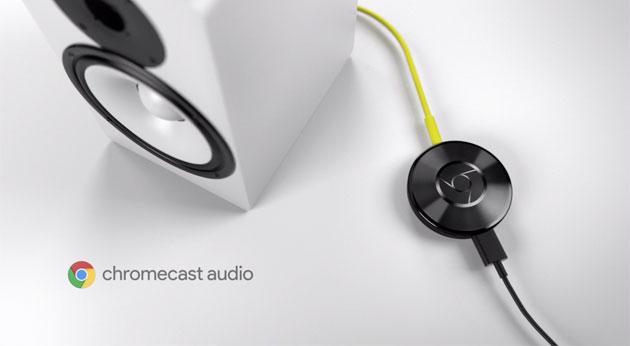 Chromecast 2015 e Chromecast Audio ufficiali: Novita', Specifiche, Prezzi