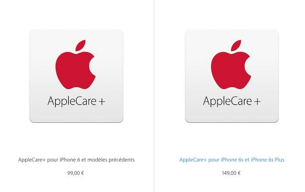 Apple Care Plus, in Francia aumento di 50 euro
