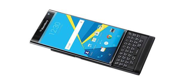 Blackberry Priv, ufficiale lo smartphone BlackBerry Android