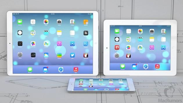 Apple iPad Pro arrivera' dopo iPad Mini 4