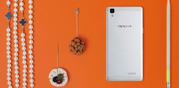 Oppo R7 Lite ufficiale con display 5 pollici HD, chip Octa-core, 2GB di RAM, Android 5 Lollipop
