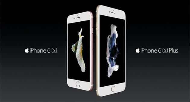 Apple iPhone 6s e iPhone 6s Plus ufficiali con Touch 3D, nuovo Siri e fotocamera 4K