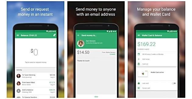 Android Pay app disponibile nel Play Store (ex Wallet)