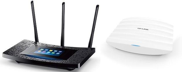 TP-LINK a IFA 2015 con i nuovi Access Point EAP330, Router Touch P5, Powerline e Telecamera Cloud NC450