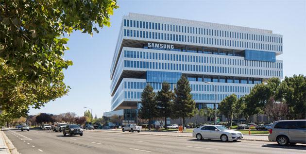 Samsung apre nuova sede nella Silicon Valley
