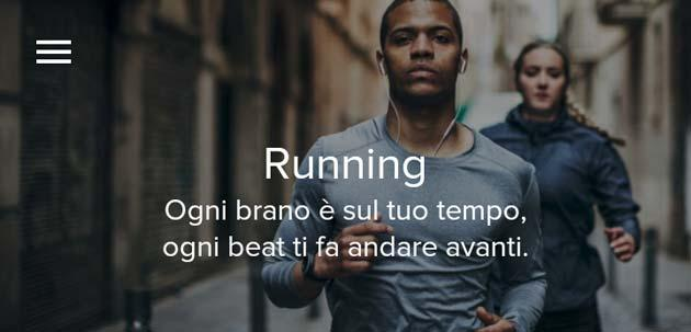 Spotify Running per Android e iOS: come funziona