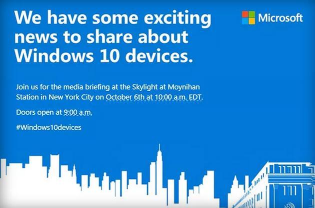 Microsoft, riassunto evento 6 Ottobre: Lumia 950, Surface Pro 4, Band 2, Surface Book