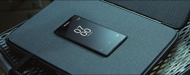 Sony Xperia Z5 lo smartphone 'Made for James Bond'