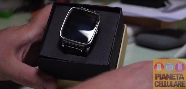 Recensione Oukitel A28,Smartwatch Low Cost per Android ed IOS