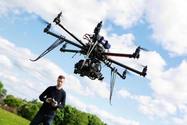 Nuovo regolamento per l'utilizzo dei Droni in Italia dal 15 Settembre