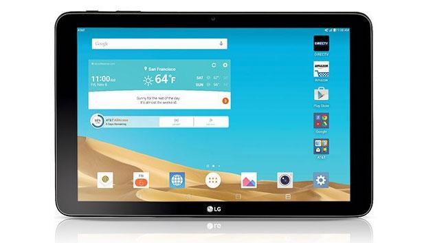 LG G Pad X 10.1, variante potenziata del tablet Android G Pad II 10.1