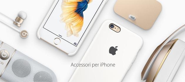 Apple, gli accessori ufficiali per iPhone 6s e iPad Pro