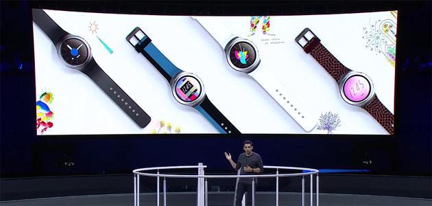 Samsung Gear S2, design moderno firmato anche dal designer italiano Alessandro Mendini
