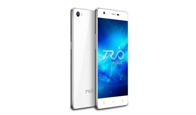 TRiO annuncia KISS, JUMP, SAND, tre nuovi smartphone 4G