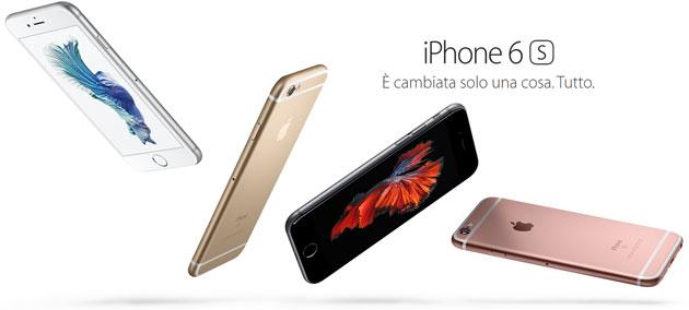 Apple iPhone 6s in Italia dopo vendite record nel primo weekend: 13 milioni