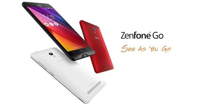 Asus lancia ZenFone Go, smartphone economico da 5 pollici HD con Android 5.1 Lollipop