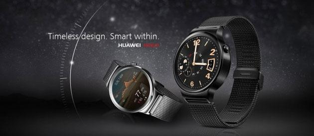 Huawei Watch in Italia a Settembre da 399 Euro