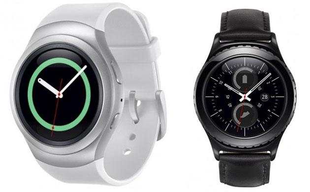 Samsung Gear S3, S2 e Fit 2 compatibili con Apple iOS