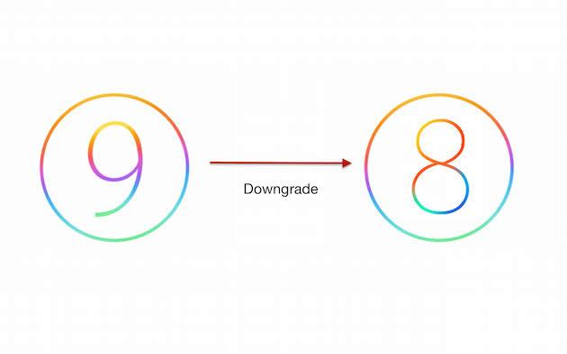 Guida: tornare da IOS 9 ad IOS 8 in pochi semplici passaggi